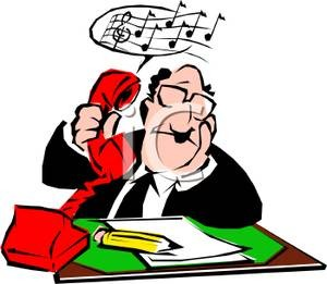 A_Colorful_Cartoon_Man_Stuck_on_Hold_Music_on_the_Phone_Royalty_Free_Clipart_Picture_110117-157237-008053