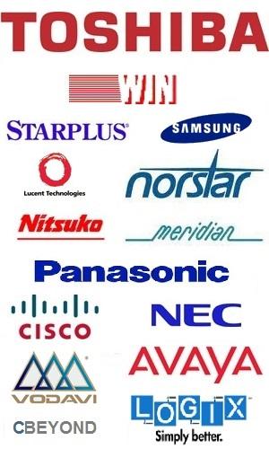 Major Telephone Brands