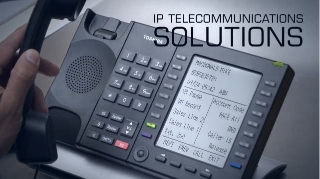 Business Phone Systems - Toshiba