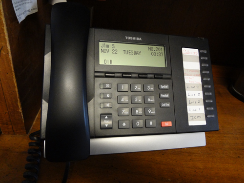 Telephone System Manufacturers