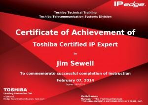 Toshiba Certified Repair