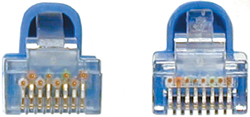 CAT 6 and CAT 5 Connectors