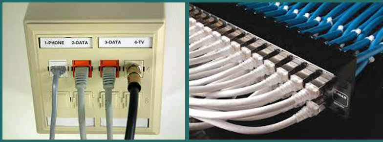 Telephone and Data Cable Installation